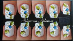 Manicure And Pedicure, Picsart, Stickers, Manicures, Blue Nails, Art Nails, Nail Decals, Fingernail Designs, I Love