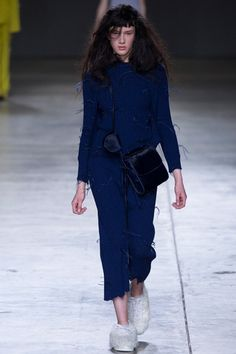 Marques'Almeida Fall 2014 Ready-to-Wear Collection Slideshow on Style.com