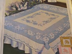 Paragon 01168 Kit Vintage  Double Bed size by BlessBeadTheTies, $99.99