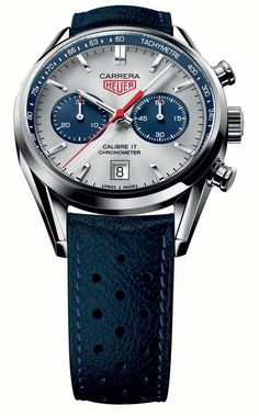 TAG Heuer Carrera Calibre 17 Chronograph Boutique Special Honors The Jack Heuer 80 Limited Edition Watch tag heuer Dream Watches, Fine Watches, Men's Watches, Cool Watches, Fashion Watches, Tag Huer Watches Men, Stylish Watches, Herren Chronograph, Tag Heuer Carrera Calibre