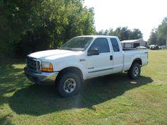 $8,000.00 - 2000 Ford F-250 7.3l Diesel 4X4