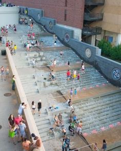ideas for stairs architecture public water features Water Architecture, Architecture Design, Architecture Diagrams, Architecture Portfolio, Stairs Architecture, Urban Landscape, Landscape Design, Urban Furniture, Street Furniture