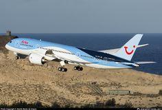 PH-TFK ArkeFly Boeing 787-8 Dreamliner