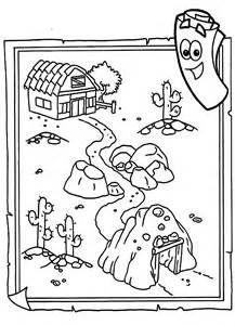 Dibujos De Dora La Exploradora Para Colorear