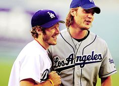 Matt Saracen and Tim Riggins real life reunion :-)