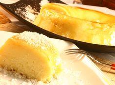 Bolo de Tapioca - O bolo de tapioca é uma delícia. A receita é prática e muito fácil de fazer... esta receita de bolo de tapioca é fácil de fazer e vai surpreender a todos!