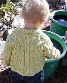 Free knitting Pattern: Trellis