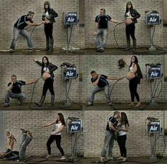 Too funny...pregnancy progression