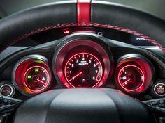 Behind The Wheel, Honda Type R.