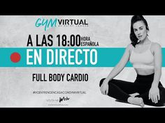 DIRECTO - FULL BODY CARDIO - Ejercicios para TODO el cuerpo - YouTube Zumba, Youtube, Gym, Memes, Fitness, Body, Exercises, Workouts, Ecards