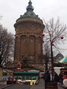 Mannheim Christmas Market