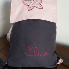 Petit sac à dos en lin pétillant à souhait... Belle journée à vous  #sac#sacados#lin#tartineetpimprenelle#couture#enfants#larentreecontinue by tartine_et_pimprenelle