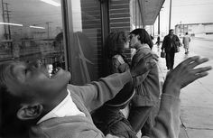 Ken Graves and Eva Lipman Playland, San Francisco, California August Sander, Vintage Words, Alex Colville, Berenice Abbott, Daguerreotype, Bichon Frise, The New Yorker, S Pic, Photos