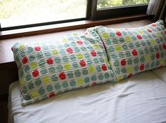 patapri silkscreened pillow cases