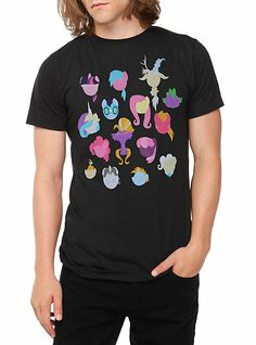 My Little Pony Mugs T-Shirt | Hot Topic