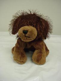 WEBKINZ BROWN DOG~PLUSH ONLY~ NO CODE ~ Free shipping  $7.00
