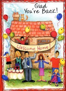 9 best welcome home cards images in 2016 welcome home cards cards rh pinterest com