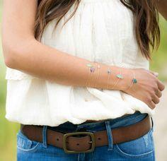 Itty Bitty Bracelets by Marida Jewelry