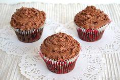 » Cupcakes al cioccolato Ricette di Misya - Ricetta Cupcakes al cioccolato di Misya