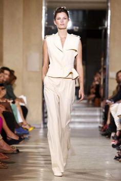 Bouchra Jarrar Fall Winter Haute Couture 2012 Paris