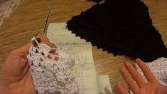 Платье Оливия крючком Часть 6. Узор с расширением от талии