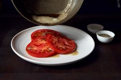 Brown Butter Tomatoes - From Food 52.