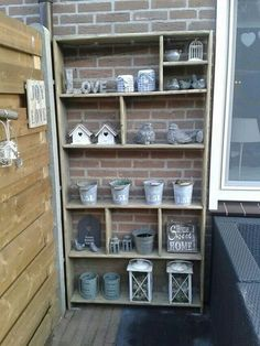 Country Crafts, Wine Rack, Projects To Try, Diy, Furniture, Garden Ideas, Spice, Home Decor, Gardens