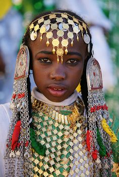 Africa | Portrait from Libya