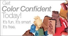 Get Color Confident today! Ask me how! (: