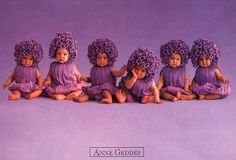 Violet Babies. <3