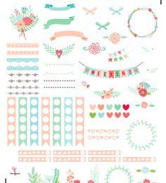 Erin Condren Free Stickers Happy Planner