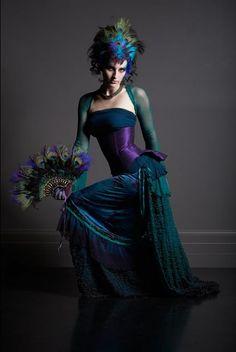 Peacock - schöne Farbkombination