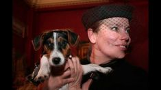 This Woman Just Married Her Dog! It was bound to happen eventually