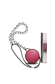 This extraordinary duo is curated with a Convertible Color Cream in Tulip, deluxe Lip Glaze in Glamour and a Smudge Stick Waterproof Eye Liner in Purple Tang.