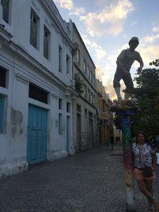 Cultura, história e arte nas ruas do Recife Antigo – Família que viaja junto