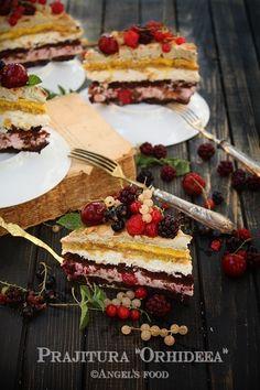 Cake Recipes, Dessert Recipes, Desserts, Food Cakes, Pavlova, Nutella, Waffles, Bacon, Yummy Food