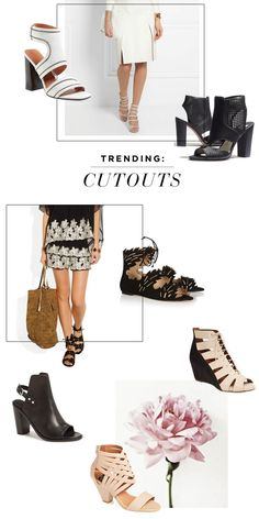 A Type Of Style / Trending: Cutout Shoes