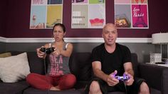 Anjelah Johnson & Jo Koy at the nail salon - BFF Tour