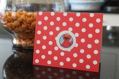 Keeping up with the Kiddos: Sidney's Elmo Birthday Party