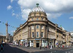 Central Exchange Buildings, Grainger Street, Newcastle