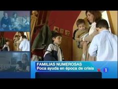 Reportaje sobre las familias numerosas: ¿cuáles son las ventajas de una familia numerosa? ¿por qué hay pocas en España?