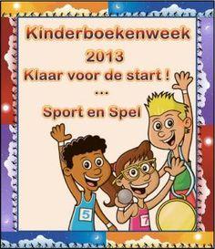 Kinderboekenweek 2013-  Klaar voor de start!? Sport en Spel  kinderboekenweek.yurls.net