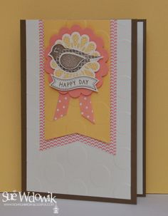 Sue Wdowik - Independent Stampin' Up! Demonstrator (Australia) Polka Dot Pieces