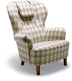 Carl Malmsten Chair