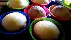 Na cozinha com a Filipa: Bolinhos mármore de laranja e chocolate