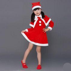 Santa Dress Costume