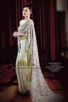 Thai Wedding Dress :)