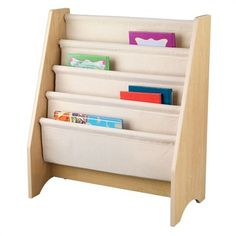 KidKraft Sling Book Shelf in Natural