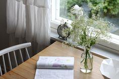 http://rawdesignblog.blogspot.fi / Oi kesä ja koiranputket