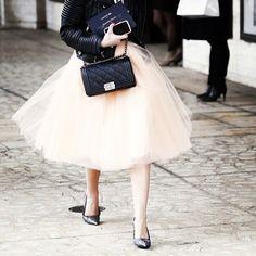 Street style da Semana de Moda de Nova Iorque